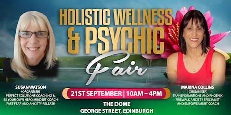 Holistic Wellness & Psychic Fair tickets