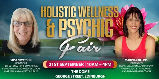 Holistic Wellness & Psychic Fair