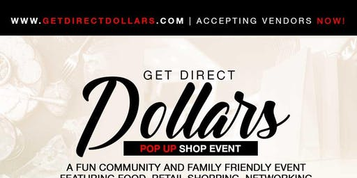 Direct Dollars Pop Up Vending
