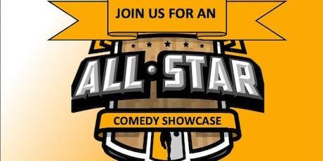 All-Star Comedy Showcase tickets