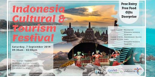 Indonesia Tourism & Cultural Festival