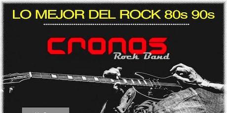 Lo mejor del Rock 80s 90s boletos