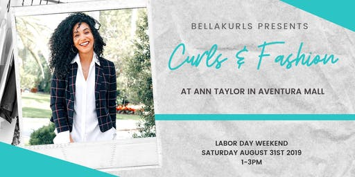 Curls and Fashion by BellaKurls at Ann Taylor