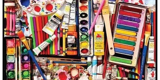 Free Art and Craft Supply Swap