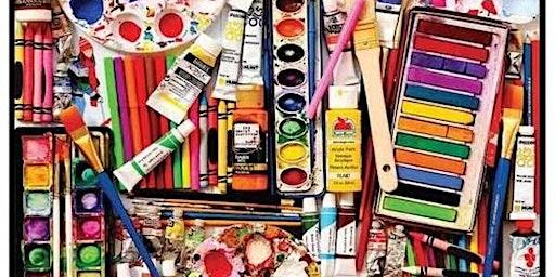 Free Art and Craft Supply Swap