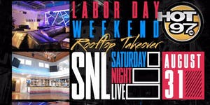Labor Day Weekend Saturday Night Live @ 760 Rooftop