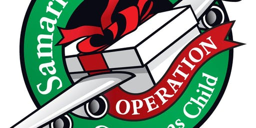Operation Christmas Child - Information Day & Volunteer Recruitment Day