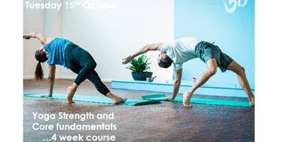 Yoga Strength & Core Fundamentals