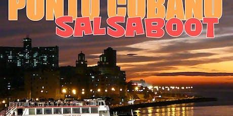 Punto Cubano Salsaboot Tickets