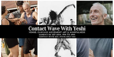 Contact Wave with Yeshi tickets