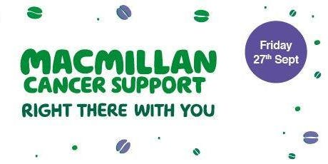 MacMillan Coffe Morning Events