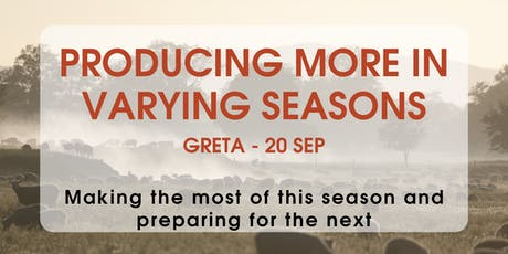Producing More In Varying Seasons: Greta with Jason Trompf tickets