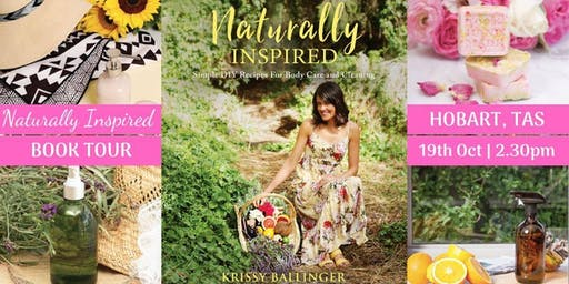 Naturally Inspired Author Talk – Hobart, TAS