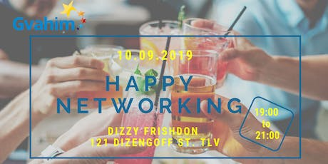 Happy Networking 10.9.2019 tickets