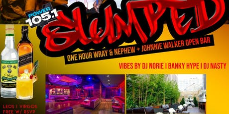 Power 105 Slumped Rooftop Labor Day Day Party I Patty vs Roti edition tickets