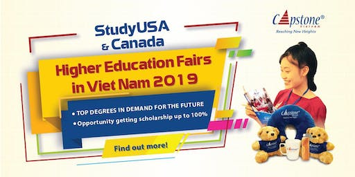 [HN] Fall 2019 StudyUSA & Canada Higher Education Fairs