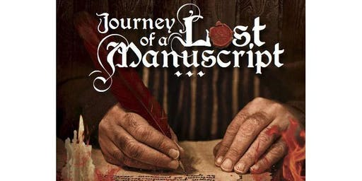 Author Talk - Journey of a Lost Manuscript - Lorraine Smith