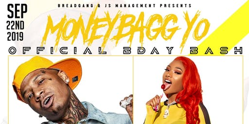 MONEYBAGG YO BDAY BASH W/ MEGAN THEE STALLION @ THE CADRE MEMPHIS 9/22
