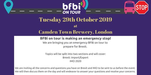 BFBi On Tour - Preparing for Brexit