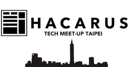 如何開發可解釋的AI : 與日本AI新創HACARUS在台北的面談 tickets