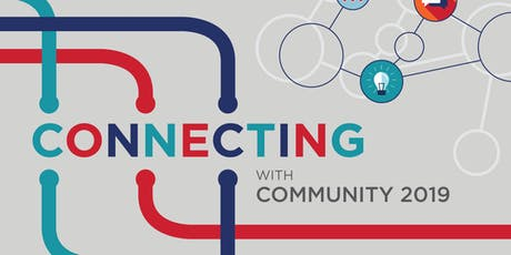 Connecting with Community Forum 2019 tickets