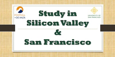 Study in Silicon Valley and San Francisco info - session
