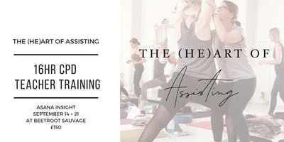 The (He)Art of Assisting 16hr Yoga Training