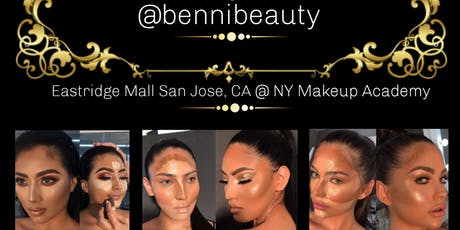 Master Class With @bennibeauty  tickets