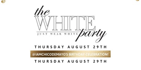 THE WHITE PARTY ( JUST WEAR WHITE) | San Jose, CA | YEEVENTS tickets