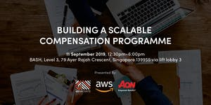 Building A Scalable Compensation Programme