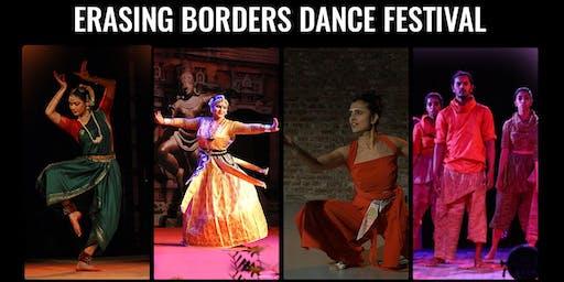 Erasing Borders Dance Festival - Sept 14 Performance