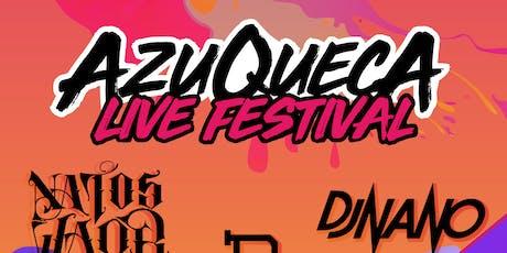 AZUQUECA LIVE FESTIVAL entradas