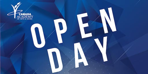 OPEN DAY AUGUST 2019