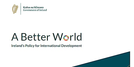 Ireland's International Development Policy: Implications for Health  tickets