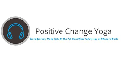 Sound journeys; using state of the art silent disco technology and binaural beats