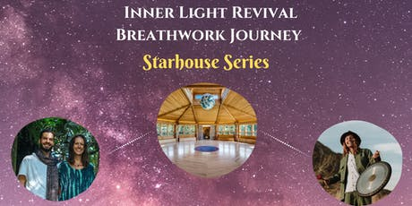 Conscious Breathwork Journey w/ Live Music from Brian Dickinson & Sara Emmitt tickets