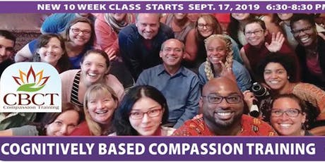 Cognitively Based Compassion Training - Meditation Series tickets