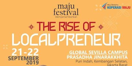 Maju Festival tickets