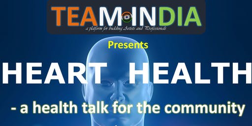 HEART HEALTH - a talk for the community