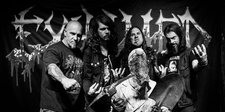 Exhumed & Gatecreeper tickets
