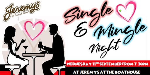 Single & Mingle Night