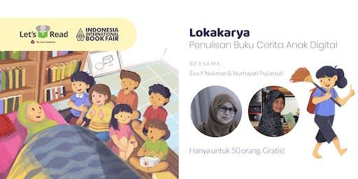 Lokakarya: Penulisan Buku Cerita Anak Digital