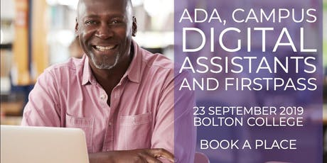 Ada at Bolton College tickets