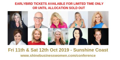 SHINE Business Women Conference