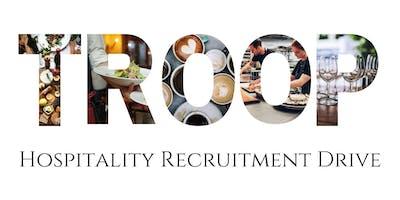 Hospitality Recruitment Drive