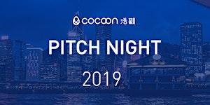 CoCoon Pitch Night Semi-Finals Fall 2019 (26/9)...
