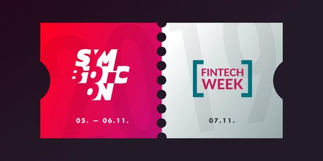Symbioticon & Fintech Week Special 2019 Tickets