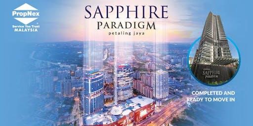 Exclusive Private Event - Sapphire Paradigm