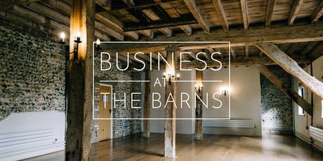 Business at the Barns tickets