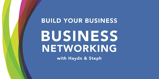 Build. Business Networking Nottingham - Build Your Network